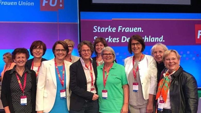Starke Frauen. Starkes Deutschland.
