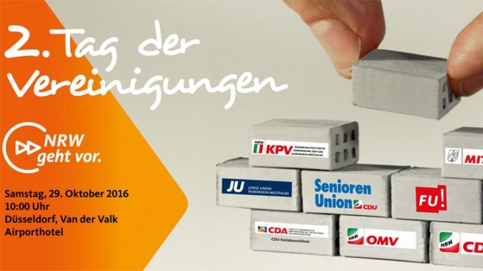 Tag der Vereinigungen der CDU NRW