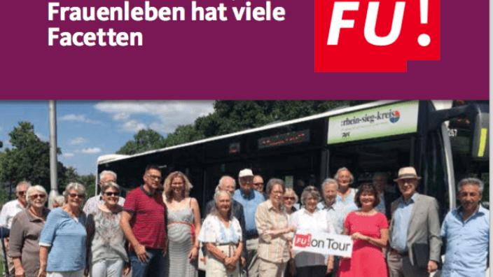 Umfangreicher Mitgliederbrief der Frauen Union Meckenheim: Frauenleben hat viele Facetten