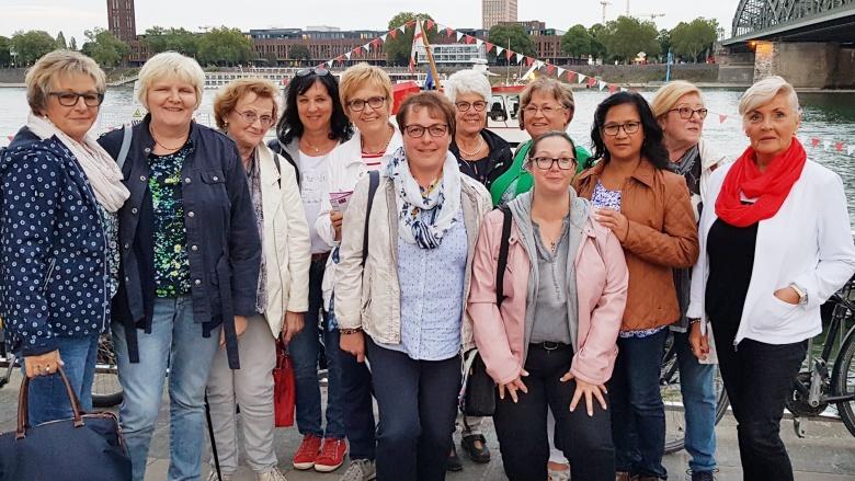 Veranstaltung der FU Windeck: Das Leben der Frauen in Köln: viele Jahrhunderte betrachtet!