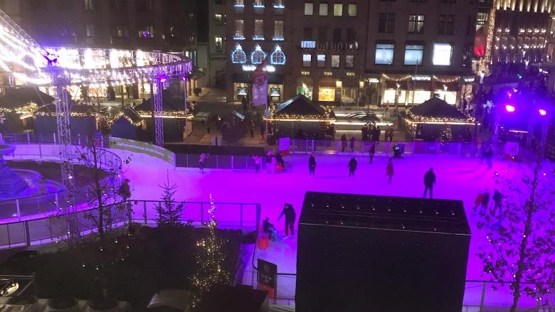 Zum Abschluss: Altstadt Weihnachtsmarkt mit Glühwein!