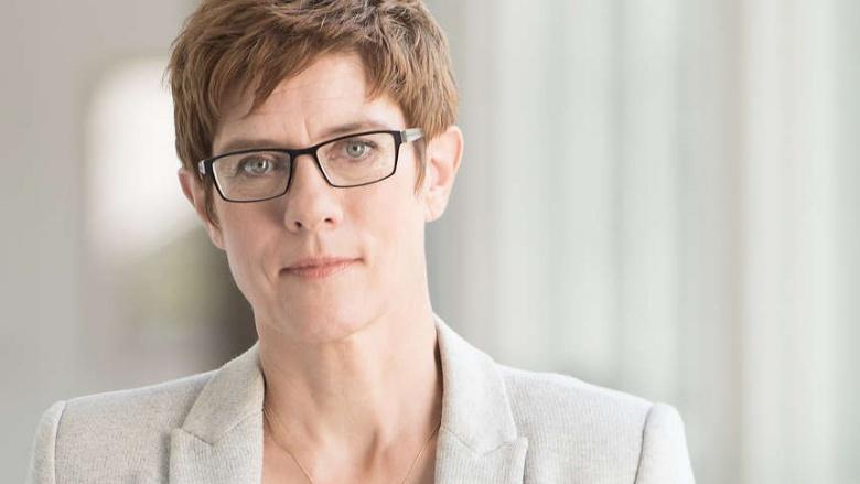 Annegret Kramp-Karrenbauer, Generalsekretärin der CDU Deutschland