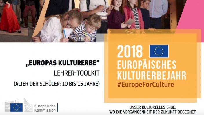 Europa als zentrales Thema in der Schule: Toolkit für Lehrer