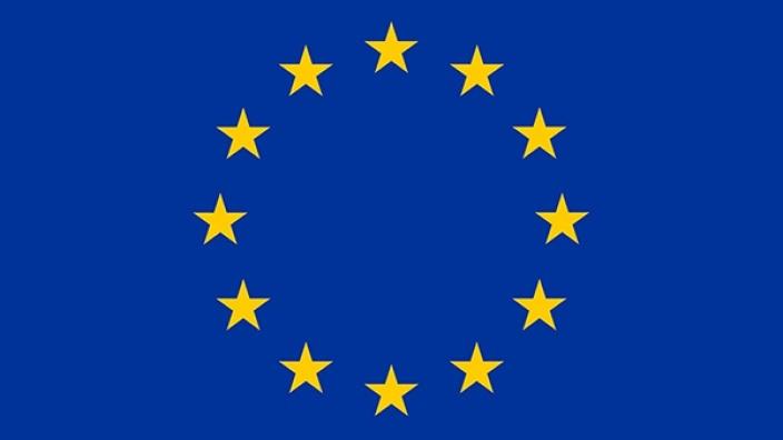 Europaflagge – Symbol der Europäischen Union