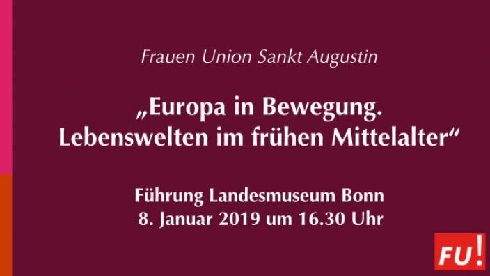 Herzliche Einladung ins Landesmuseum Bonn!