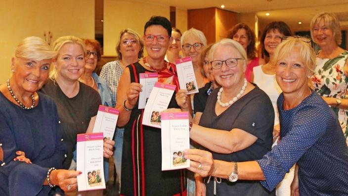 Unser neuen Vorstandsteam der Frauen Union Rhein-Sieg
