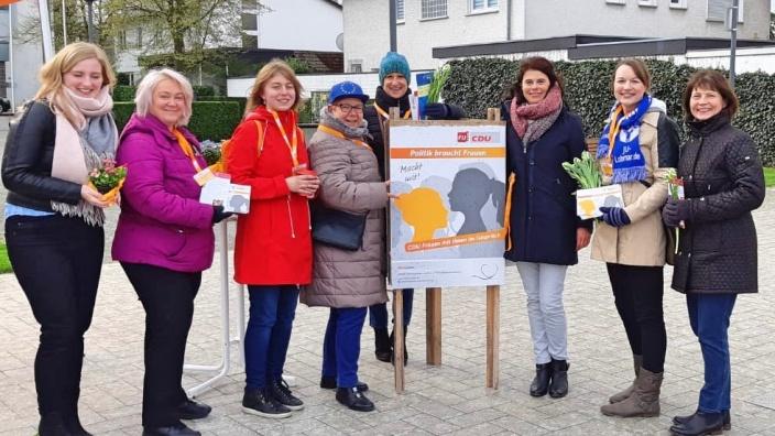 Frauen aktiv: CDU Lohmar und Kreis Frauen Union