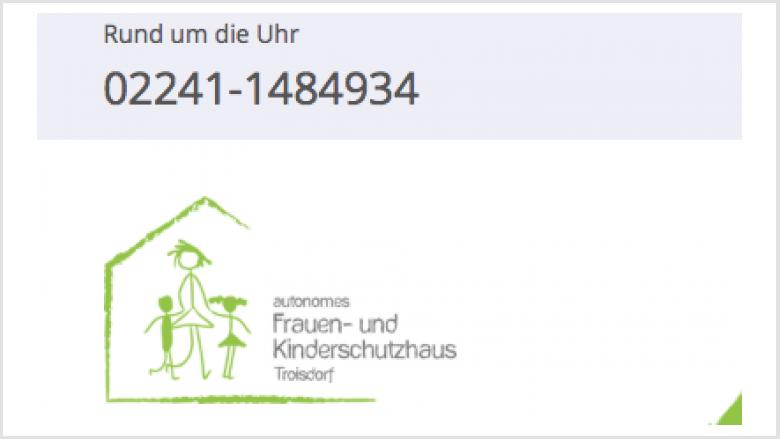 Hilfetelefon Rhein-Sieg-Kreis