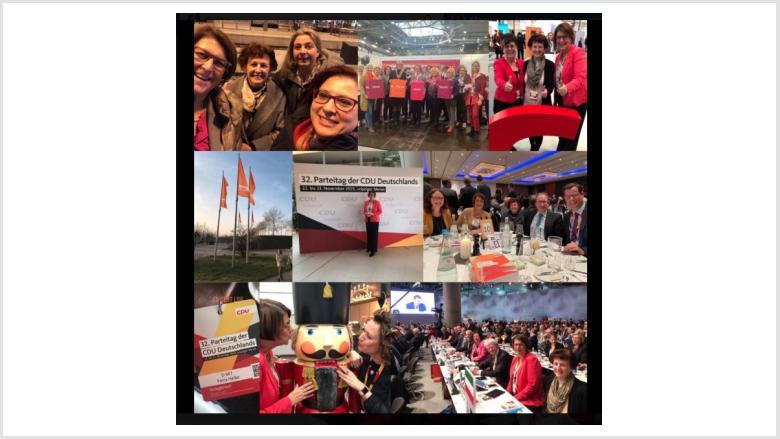 Politik, Begegnung, Themen, Diskussionen, Zukunft! CDU – eine lebendige Gemeinschaft, die Verantwortung trägt!