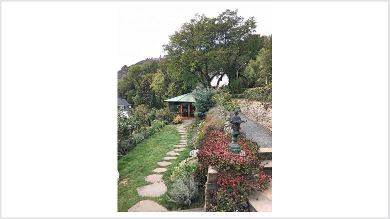 Adenauer liebte die Natur und pflegte seinen Garten in der freien Zeit