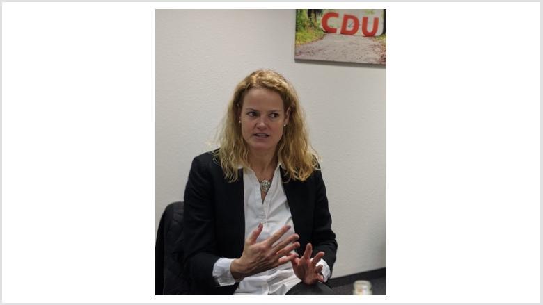 Klare Botschaften, zukunftsgerichtete Perspektive: Ulla Thiel erklärt