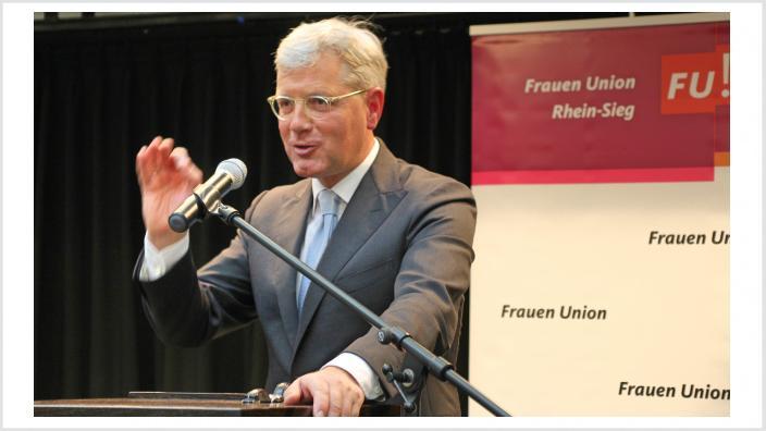"Dr. Norbert Röttgen: Impulsreferat beim Europaempfang ""Muss Europas Außenpolitik neu definiert werden?"""